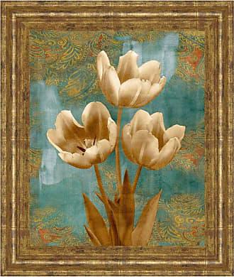 Classy Art Tulip II Framed Wall Art - 8046