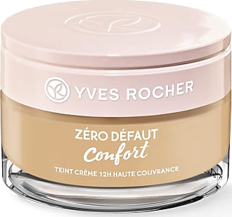 Yves Rocher Foundation - Zéro Défaut Creme-Make-up 12h hohe Deckkraft Beige