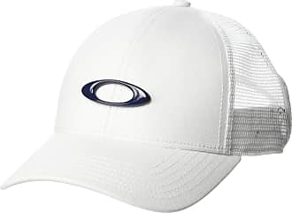 Oakley Mens Trucker Ellipse Cap - White - One Size