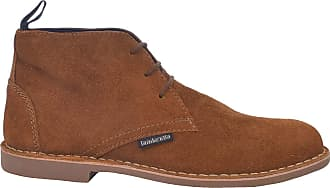 CARNABY II LAMBRETTA DESERT BOOTS KHAKI Size UK11