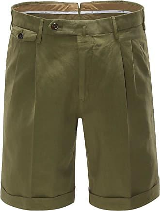 Pantaloni Torino Bermudas oliv bei BRAUN Hamburg