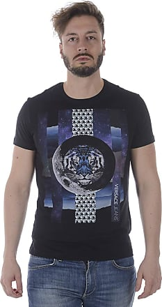 Versace Jeans Couture MenS T-Shirt B3GRA75C Black Print 5 Regular MC S