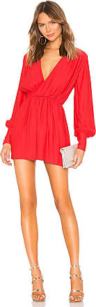 NBD Benita Mini Dress in Red