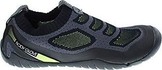 Body Glove Mens Aeon Water Shoe, Black/Neon Yellow, 12