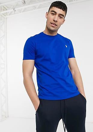 Polo Ralph Lauren T-shirt blu con logo