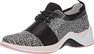 fa75f7afe Anne Klein AK Sport Womens THEDADDY Sneaker, Black/Multi, 6.5 M US