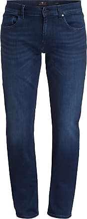 7 For All Mankind Jeans SLIMMY Slim Fit - INDIGO BLUE