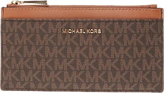 Michael Kors Jet Set Wallet Womens Brown