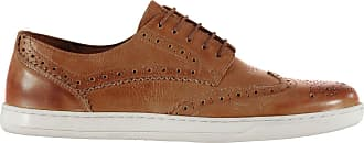 Firetrap Mens Dawson Shoes Tan UK 9 (43)