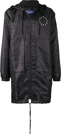 Études Studio Air Europa parka coat - Black