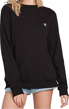 Volcom Womens One Of Each Fleece Pullover Donna | bianco