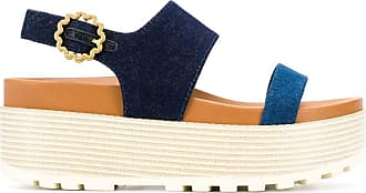 See By Chloé platform sandals - Blue