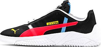Puma x PIRELLI Replicat-X Sneaker Schuhe | Mit Aucun | Schwarz/Rot/Weiß | Größe: 37.5
