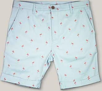 Brava Fabrics Magnum Flamingo Printed Shorts