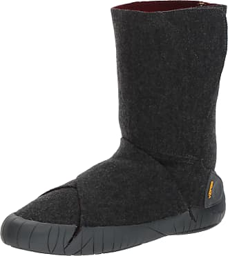 Vibram Fivefingers Unisex Adults Mid-Boot Russian Classic, Grey Grey Red Wine, 10.5 UK