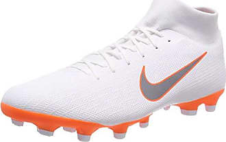 separation shoes 19370 8cb73 Nike Mercurial Superfly VI Academy DF MG, Chaussures de Football Homme,  Blanc (White