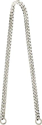 0711 chain bag strap - SILVER