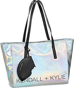 5916fd0d459 Kendall + Kylie Zilveren Shopper Contrast Dames (maat )