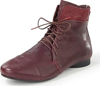 Think Lace-up ankle boots Guad Think! red