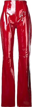 16Arlington Calça flare - Vermelho