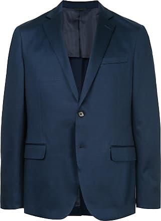 Durban classic buttoned blazer - Blue