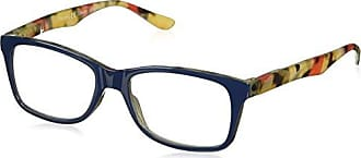 Peepers Womens Stonework 2359225 Square Reading Glasses, Navy, 2.25