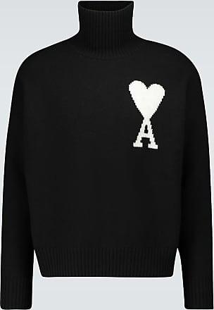 Ami Ami de Coeur turtleneck sweater