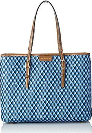 8d5d556bdc Mac Douglas Everton Paloma - Sacs portés épaule - Femme - Bleu (Diamant  Bleu Marron