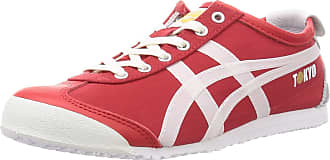 Onitsuka Tiger Mens 1183a730-600_43,5 Low-Top Sneakers, Red, 10.5 UK