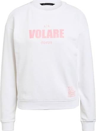 A|X Armani Exchange Sweatshirt - WEISS