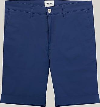 Brava Fabrics Bermuda - Bermuda Estampada - Bermuda para Hombre - 100% Algodón Orgánico - Modelo Japanese Sky Essential