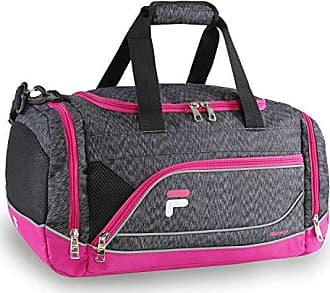 eae07c4b539 Fila Sprinter Small Duffel Gym Sports Bag, Static Pink, One Size