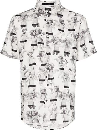 Ksubi Camisa mangas curtas naughty boys - Branco