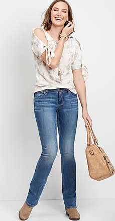 Maurices Denimflex Medium Wash Slim Boot Jean