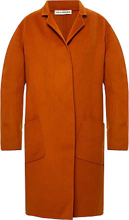 Ulla Johnson Eleanor Wool Coat Womens Brown