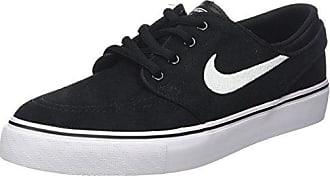sports shoes a2a81 393d3 Nike Stefan Janoski (GS), Chaussures de Skateboard Mixte Enfant, Noir (Black