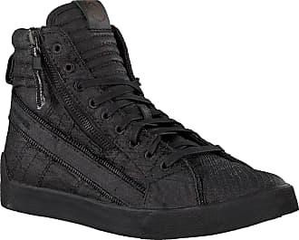 cb6924cd1e Diesel Schwarze Diesel Sneaker D-string Plus