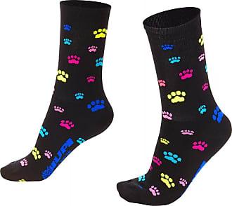 Hupi Meia Hupi Love Pets Colors - Lt para pés menores 34-38, Tamanho: Lt (34-38)