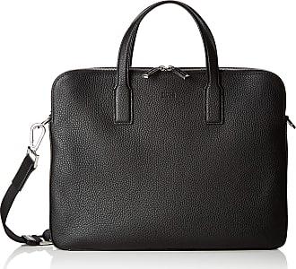 BOSS Crosstown_s Doc Zips, Mens Bag, Black, 4x29x38 cm (B x H T)