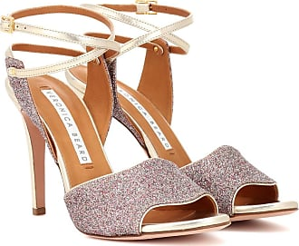 Veronica Beard Glitter sandals