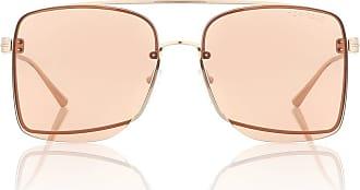 Tom Ford Square metal sunglasses