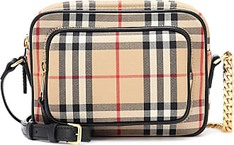 Burberry Vintage Check Camera shoulder bag