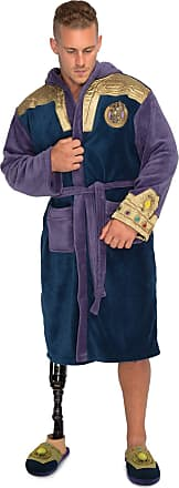 MARVEL Thanos Outfit Marvel Fleece Adult Robe
