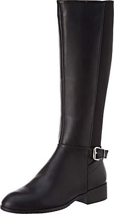 Pimkie Womens Crw18 Cavabotte High Boots, Black (Noir 8990A8), 3.5 UK