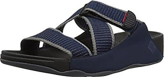 c23a2763814e7f FitFlop Mens Sling II Slide Sandals in Webbing