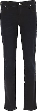 Marc Jacobs Jeans On Sale in Outlet, Dark Blue Denim, Cotton, 2017, 30