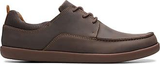 Clarks Mens Shoe Brown Clarks Un Lisbon Lace Size 7.5