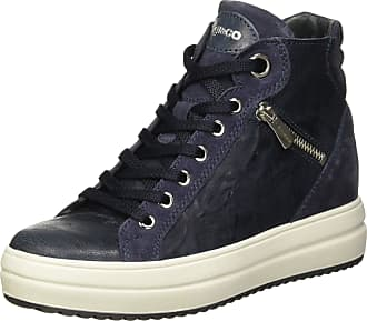 Igi & Co Womens Donna-41543 Hi-Top Trainers, (Notte 4154311), 7.5 UK