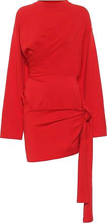 Balenciaga Tab stretch-cotton minidress