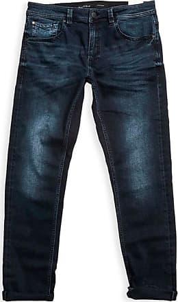 Dark blue Jones Jeans  Gabba  Straight leg jeans - Herreklær er billig